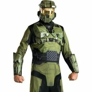 HALO 3 MASTER CHIEF Costume Mask Halloween Disguis